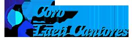 Coro Laeti Cantores – Roma Logo