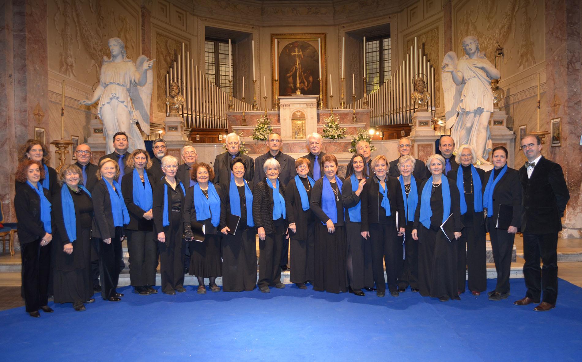 Coro Laetis Cantores Roma